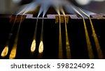Mandolin Strings And Bridge...
