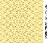 design colorful patten texture... | Shutterstock .eps vector #598243982