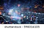 modern technologies for...   Shutterstock . vector #598316105