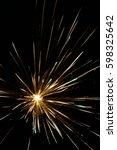 firecrackers | Shutterstock . vector #598325642