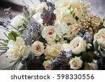 flower arrangement    Shutterstock . vector #598330556