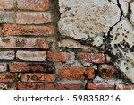 brick wall | Shutterstock . vector #598358216