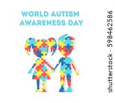 world autism awareness day....
