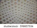 dots background | Shutterstock . vector #598857536