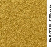 vector golden foil background ... | Shutterstock .eps vector #598872332