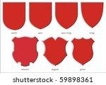 shields | Shutterstock .eps vector #59898361