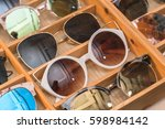 Many Fashion Glasses On The...