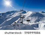 Chair Lift To The High Point O...