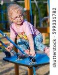 kovrov  russia   july 10  2015  ... | Shutterstock . vector #599331782