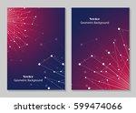 modern vector templates for... | Shutterstock .eps vector #599474066