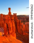 Thor's Hammer In Bryce Canyon...