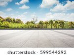 the beautiful park | Shutterstock . vector #599544392