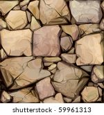 vector seamless texture of... | Shutterstock .eps vector #59961313