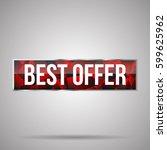 best offer  decorative vector...