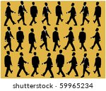 business people | Shutterstock .eps vector #59965234