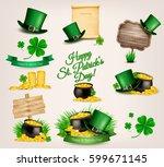 Set Of St. Patrick's Day...