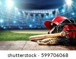sport time  | Shutterstock . vector #599706068