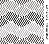 seamless vector abstract...   Shutterstock .eps vector #599750195