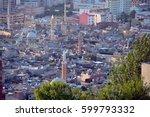 siirt city lanscape  turkey    Shutterstock . vector #599793332