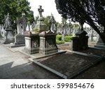 dublin   glasnevin cemetery  ... | Shutterstock . vector #599854676