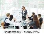 business team gives a...   Shutterstock . vector #600026942
