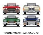 Vintage Seventies Sedans  Fron...