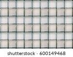 Pattern Of Glass Block Wall. It ...