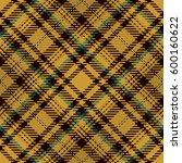 tartan seamless pattern...   Shutterstock .eps vector #600160622