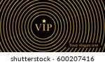 dark design cover brochure.... | Shutterstock .eps vector #600207416