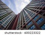 outdoor with condominium | Shutterstock . vector #600223322