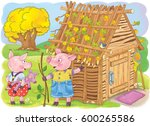 Three Little Pigs. Page Three....