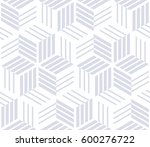 abstract geometric pattern with ... | Shutterstock .eps vector #600276722