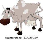 cow | Shutterstock .eps vector #60029039