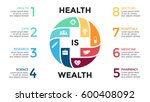 vector plus infographic ... | Shutterstock .eps vector #600408092