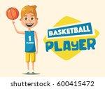 little basketball player....