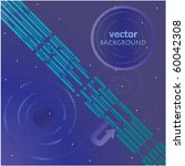 abstract vector background | Shutterstock .eps vector #60042308
