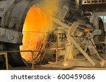 Industrial Worker In Steel...