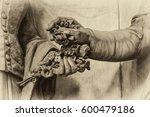 genoa  october 21  2012  ... | Shutterstock . vector #600479186