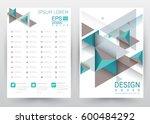 cover design vector template ...   Shutterstock .eps vector #600484292