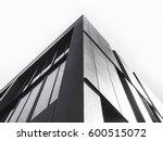 architecture detail modern... | Shutterstock . vector #600515072