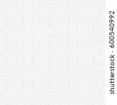 abstract gray polka dot on... | Shutterstock .eps vector #600540992