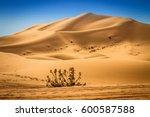 desert dunes | Shutterstock . vector #600587588