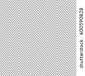 zigzag lines. jagged stripes.... | Shutterstock .eps vector #600590828