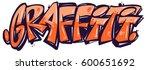 bright word graffiti   Shutterstock .eps vector #600651692