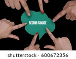 Small photo of Second Chance, Business Concept