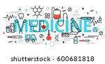 modern flat editable line... | Shutterstock .eps vector #600681818