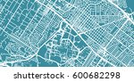 detailed vector map of palo... | Shutterstock .eps vector #600682298