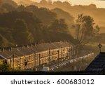 welsh terraced houses  former...