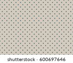 seamless pattern with stars   Shutterstock .eps vector #600697646