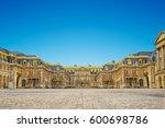 Versailles Palace Entrance...